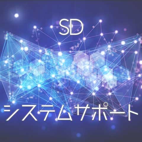 SDシステムサポート